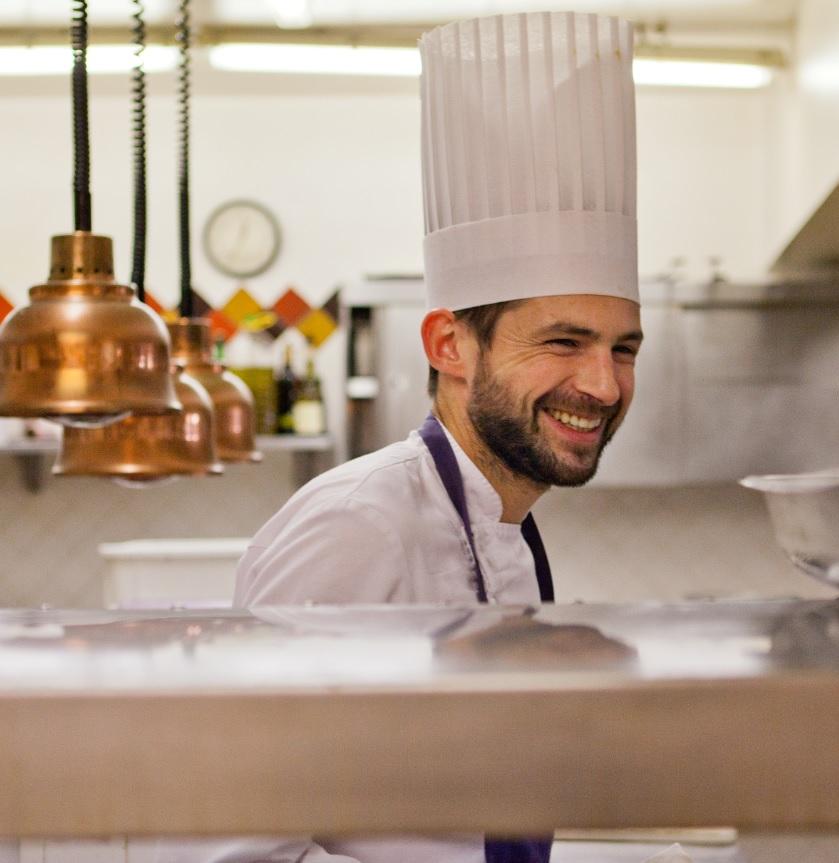 Hotel de france Auch - Actualités - La Cuisine de Vincent